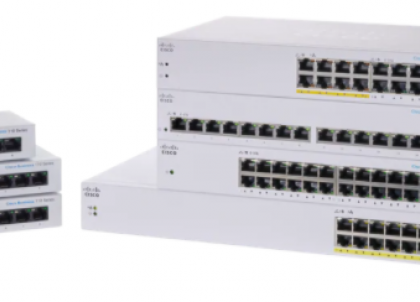 Tất tần tật thông tin về Cisco Business 110 Series Unmanaged Switches