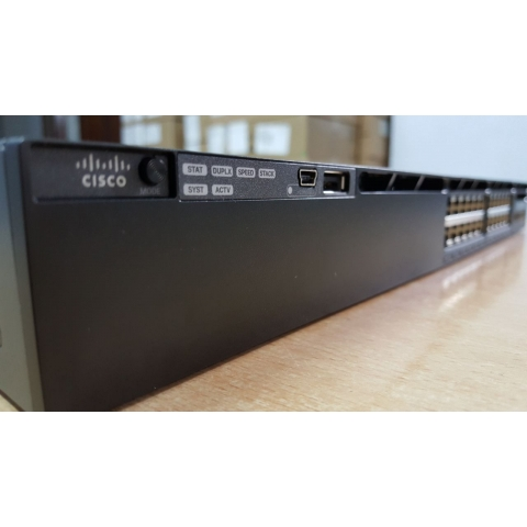WS-C3650-48TS-S | Cisco 3650 Switch Layer 3 | Cisco Catalyst 3650