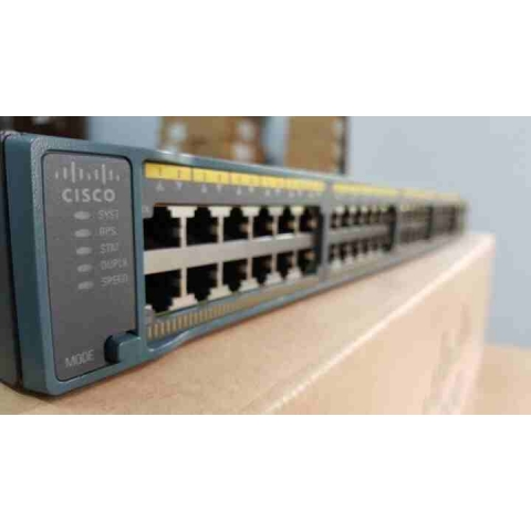 Cisco WS-C2960+48TC-L