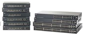 Switch Cisco 300 Series