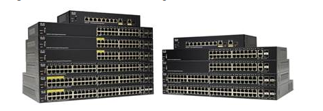 switch Cisco 350 Series