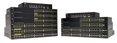 Switch Cisco 250 Series