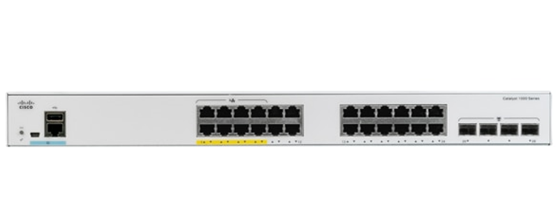 Cisco Catalyst 1000 Series Switch 24 port vs 48 ports with 4x 1G SFP uplinks