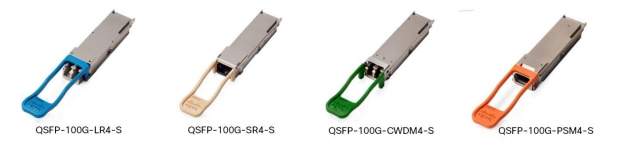 Cisco QSFP 100GBASE Meraki Original