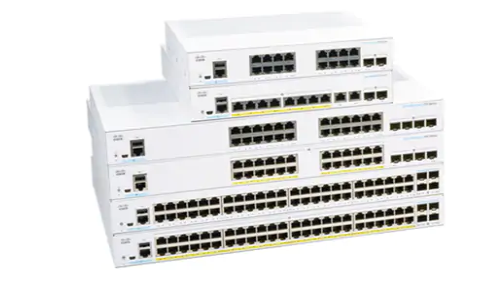 Cisco Business 350 Managed Switches