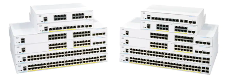 Switch Cisco Business 250 Series