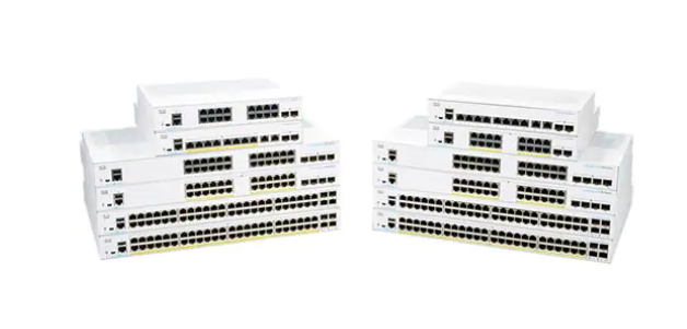 Switch Cisco 24 port CBS350